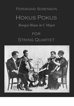 Hokus Pokus a Boogie Blues in C Major
